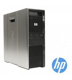 Workstation HP Z600 Xeon E5630 2.5GHz 16Gb Ram 1Tb DVDRW QUADRO 2000 Windows 10 Professional 1Y