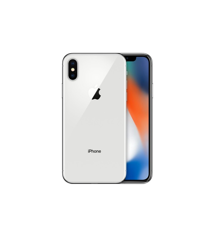 Apple iPhone X 64Gb Silver A11 MQAC2QL/A 5.8 Argento Originale [Grade B]""