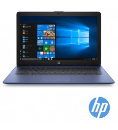 Notebook HP Stream 14-ds0002nl AMD A4-9120E 4Gb 64Gb eMMC 14 HD BV LED Windows 10 HOME S""