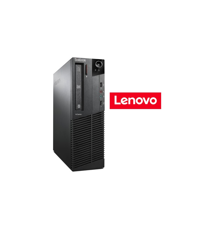 PC Lenovo Thinkcentre M92p SFF Core i5-3550 3.3GHz 8Gb Ram 500Gb DVD-RW Windows 10 Professional