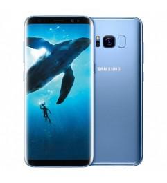 "Smartphone Samsung Galaxy S8 SM-G950J SCV36 5.8 FHD 4G 64Gb 12MP Blue LINGUA ITALIANA [Versione Giapponese]"""