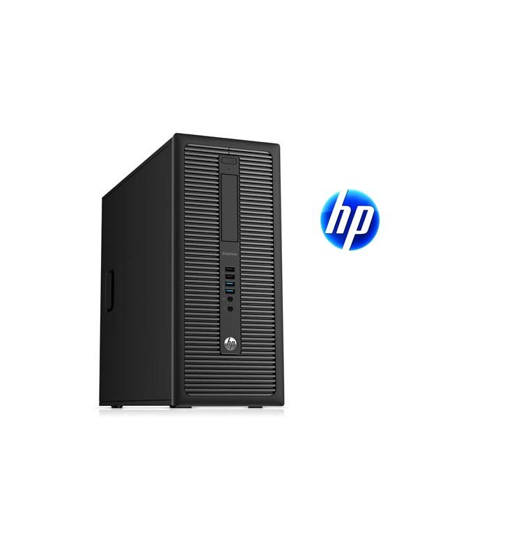 PC HP EliteDesk 800 G1 CMT Core i5-4670 3.4GHz 4Gb 500Gb noODD Windows 10 Professional TOWER