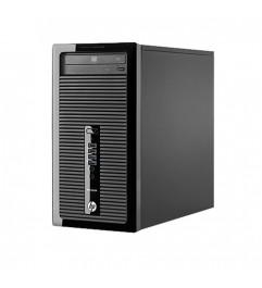 PC HP ProDesk 400 G1 MT Pentium G3220 3.0GHz 4Gb 500Gb DVD-RW SERIALE Windows 10 HOME TOWER