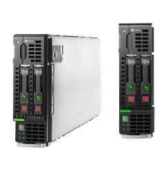 Blade Server HP BL460C Gen 9 (2) XEON E5-2690 V3 2.6GHz 256Gb Ram 2x 240Gb SSD