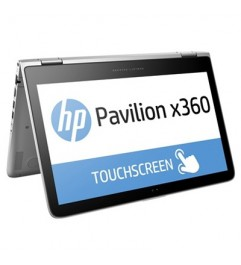 "Notebook HP Pavilion x360 13-s110nl Core i5-6200U 4Gb 500Gb 13.3 LED HD TouchScreen Windows 10 T9P01EA 1Y"""