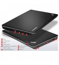 "Notebook Lenovo ThinkPad Edge E530 Core i5-3210M 2.5GHz 8Gb 500Gb 15.6 LED Windows 10 Professional"""