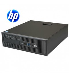 PC HP EliteDesk 800 G1 SFF Core i5-4590 3.3GHz 8Gb 128Gb SSD DVD-RW Windows 10 Professional