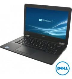 """Notebook Dell Latitude E7270 Core i5-6300U 8Gb 256Gb SSD 12.5 WEBCAM TOUCHSCREEN Windows 10 Professional"""""""