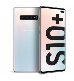 "Smartphone Samsung Galaxy S10+ SM-G975F/DS 6.1 FHD 8G 128Gb 12MP Bianco"""