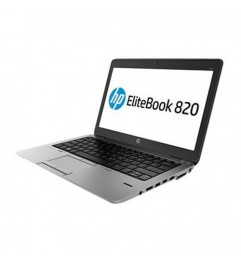 Notebook HP EliteBook 820 G3 Core i7-6500U 2.5GHz 8Gb 256Gb SSD 12.5 HD AG LED Windows 10 Professional""