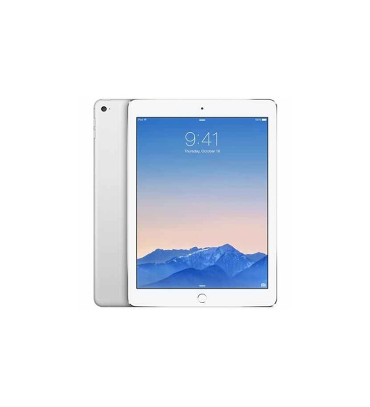 """iPad Air 2 64Gb Argento WiFi Cellular 4G 9.7 Retina Bluetooth Webcam(Seconda Generazione) MGHY2TY/A [Grade B]"""""""