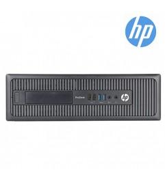 PC HP ProDesk 600 G1 SFF Core i5-4570 3.2GHz 8Gb 500Gb NO-ODD Windows 10 Professional