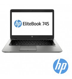 Notebook HP EliteBook 745 G3 AMD A10-8700B R6 8Gb 500Gb 14.1 HD Windows 10 Professional""