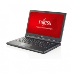 "Notebook Fujitsu Lifebook E744 Core i7-4720MQ 8Gb Ram 480Gb SSD DVD-RW 14 Windows 10 Professional"""