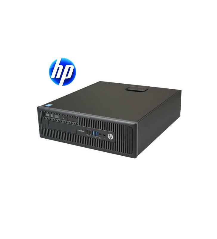 PC HP EliteDesk 800 G2 SFF Core i5-6500 3.2GHz 8Gb Ram 500Gb NO-ODD Windows 10 Professional