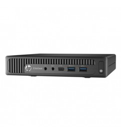UltraSlim Tiny PC HP ProDesk 600 G2 DM Core i5-6500T 2.5GHz 8Gb Ram 256Gb SSD NO-ODD Windows 10 Professional