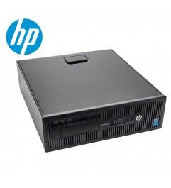 PC HP ProDesk 600 G1 SFF Intel Pentium G3240 3.1GHz 4Gb 500Gb DVD Windows 10 Professional
