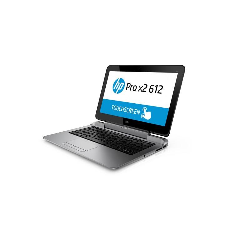 "Notebook Convertibile HP PRO X2 612 G1 Core i5-4202Y 8Gb Ram 256Gb SSD 12.5 HD LED Windows 10 Professional"""