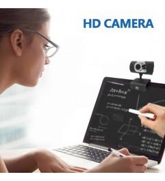 Webcam PCP-WCM-Q10-1920x1080 USB con Microfono