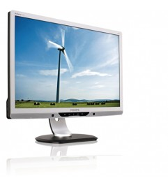 Monitor PC LED Philips Brilliance 221P3LPYES-00 22 Pollici Wide VGA DVI Black-Silver