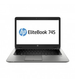 "Notebook HP EliteBook 745 G3 AMD A10-8700B R6 8Gb 180Gb SSD 14.1 HD Windows 10 Professional [Grade B]"""