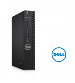 PC Dell Optiplex 3050 USFF Core i5-7500T 2.7GHz 4Gb Ram 128Gb SSD WIFI No ODD Windows 10 Professional