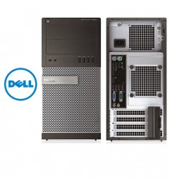PC Dell Optiplex 9020 MT Core i5-4590 3.3GHz 8GB 500Gb DVD-RW Windows 10 Professional TOWER