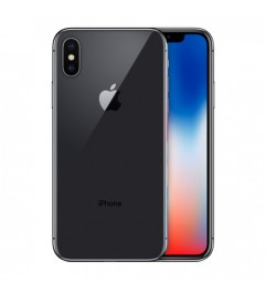 Apple iPhone X 256Gb Space Gray A11 MQCN2LL/A 5.8 Grigio Siderale Originale [Grade B]""