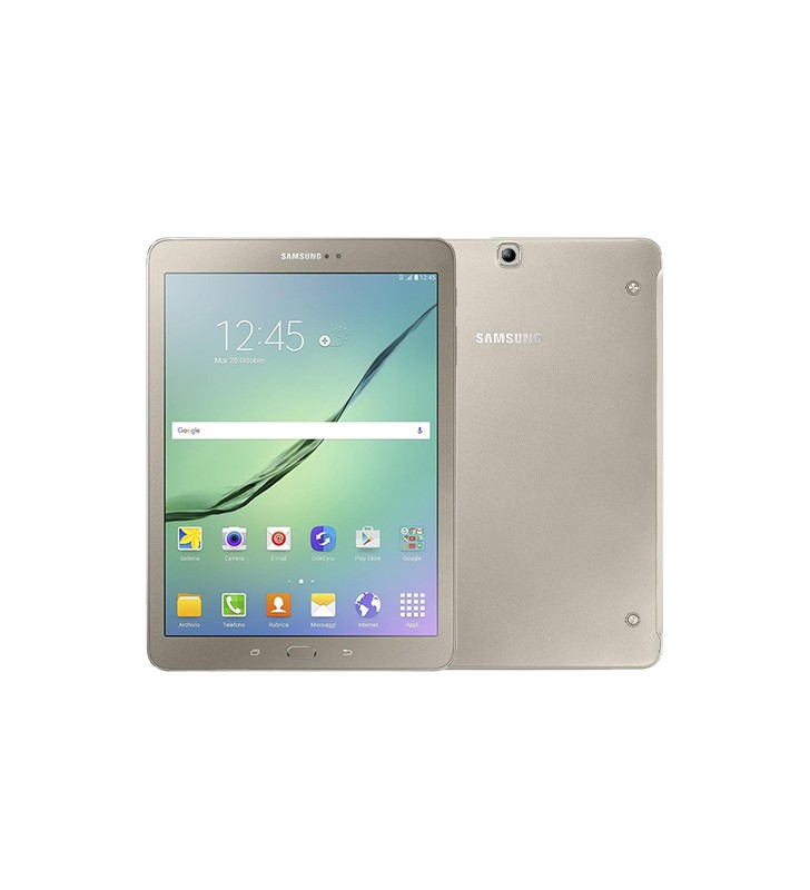 "Tablet Samsung Galaxy Tab S2 SM-T819 9.7 32Gb WiFi 4G LTE Oro Android OS [Grade B]"""