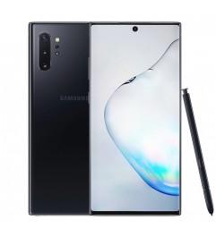 """Smartphone Samsung Galaxy Note 10+ SM-N975F/DS 6.8 FHD 12Gb RAM 256Gb 12MP Black"""""""