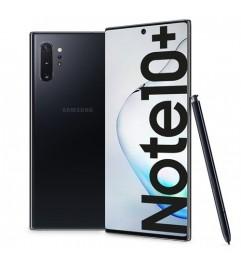 """Smartphone Samsung Galaxy Note 10+ SM-N975F/DS 6.8 FHD 12Gb RAM 256Gb 12MP Black [Grade B]"""""""