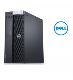 Workstation Dell Precision T5810 Xeon E5-1620V3 16Gb Ram 256Gb DVDRW Quadro K2200 4Gb Windows 10 Professional