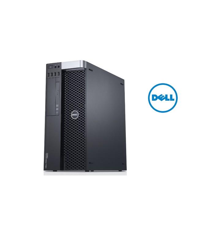 Workstation Dell Precision T5810 Xeon E5-1620V3 16Gb Ram 256Gb DVDRW Quadro K2200 4Gb Windows 10 Professional