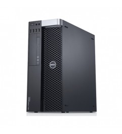 Workstation Dell Precision T3600 Xeon E5-1603 16Gb Ram 500Gb DVD-RW Quadro 4000 2Gb Windows 10 Professional