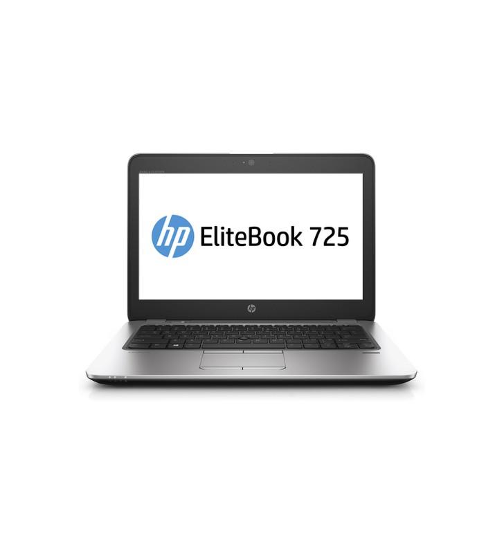 "Notebook HP Elitebook 725 G4 A12-8830B 2.5GHz 8Gb 256Gb SSD 12.5 Windows 10 Professional"""