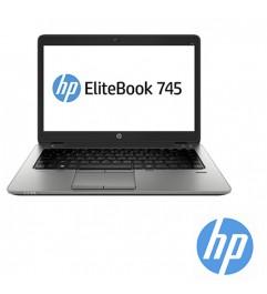 "Notebook HP EliteBook 745 G2 AMD A10-7350B R6 8Gb 256Gb SSD 14 HD Windows 10 Professional [Grade B]"""