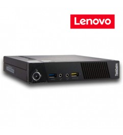 PC Lenovo ThinkCentre M83 Tiny Core i3-4160T 3.1GHz 8Gb 128Gb SSD Windows 10 Professional