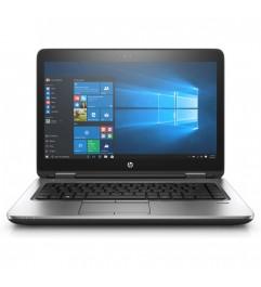 "Notebook HP ProBook 640 G3 Core i5-7200U 2.5GHz 8Gb 256Gb SSD 14 DVD-RW Windows 10 Professional"""