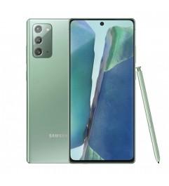 """Smartphone Samsung Galaxy Note 20 SM-N980F 6.7 8Gb RAM 256Gb Super AMOLED Plus 12MP Green"""""""