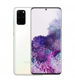 """Smartphone Samsung Galaxy S20+ 5G SM-G986B 6.7 12Gb RAM 128Gb Dynamic AMOLED 12MP WHITE"""""""