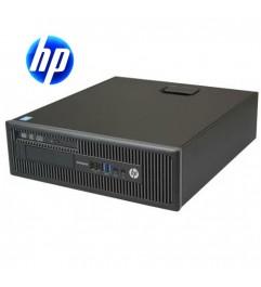 PC HP EliteDesk 800 G1 SFF Core i5-4590 3.3GHz 8Gb 256Gb SSD DVD-RW Windows 10 Professional