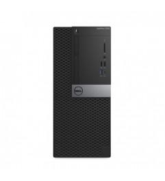 PC Dell Optiplex 7050 MT Core i5-6600 3.3GHz 8GB 256Gb SSD DVD-RW Windows 10 Professional