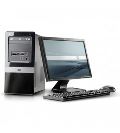 PC HP Pro 3010 MT Intel E5300 2.7GHz 4Gb 500Gb DVD/RW Windows 10 Professional TOWER