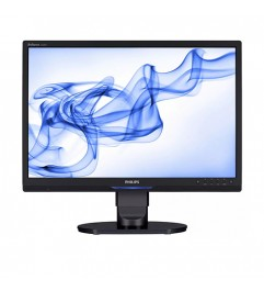 Monitor Philips LCD 22 Pollici 220BW Wide 1680 x 1050 Nero