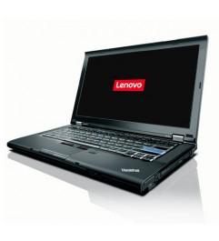 "Notebook Lenovo Thinkpad T410 Core i5-560M 2.6GHz 8Gb 256Gb SSD 14 DVD-RW Windows 10 Professional [Grade B]"""