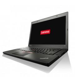 "Notebook Lenovo Thinkpad T450 Core i5-5300U 2.3GHz 8Gb 256Gb SSD 14 Windows 10 Professional"""