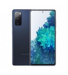 "Smartphone Samsung Galaxy S20 FE 5G SM-G781B 6.5 6Gb RAM 128Gb SAMOLED 12MP Cloud NAVY [Grade B]"""