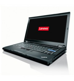 "Notebook Lenovo Thinkpad T410 Core i5-560M 2.6GHz 8Gb 256Gb SSD 14 DVD-RW Windows 10 Professional"""