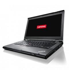 "Notebook Lenovo Thinkpad T430 Core i5-3320M 2.6GHz 8Gb 320Gb 14 DVD-RW Windows 10 Professional"""