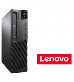 PC Lenovo Thinkcentre M82 Core i3-2120 3.3GHz 8Gb Ram 500Gb DVD Windows 10 Professional SFF